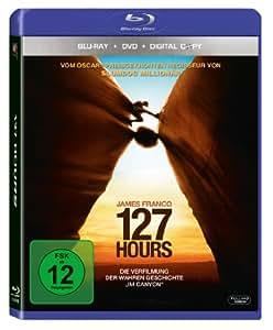 127 Hours  (+ DVD)  (inkl.Dig.Copy) [Blu-ray]