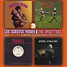 Lee & The Upsetter Perry - Trojan Albums..