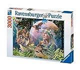 Ravensburger - La niña y el lobo, puzzle de 3000 piezas (17033 3)