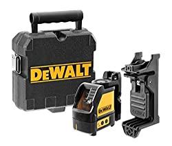 Dewalt Dw088k-xj Self Levelling Line Laser , 0 V, Blackyellow, Set Of 6 Piece