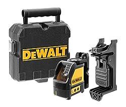 Dewalt Dw088k-xj Self Levelling Line Laser, 0 V, Blackyellow, Set Of 6 Piece