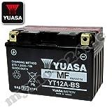 Batterie YUASA yt12â A BS, 12Â V/9,5Ah (Maße: 150x 87x 105)