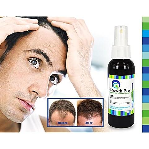 Escozor Ginseng Net 8 Potente pérdida Hierbas nuevo crecimiento del pelo bloqueador de DHT en suero Tonic