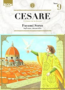 Cesare Edition simple Tome 9
