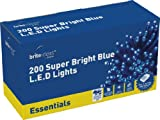 Brite Ideas Festive Productions 200 LED Lights - Blue