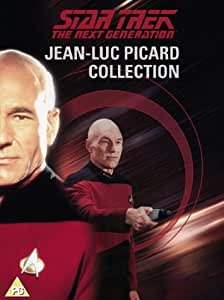 Star Trek: The Next Generation - Jean-Luc Picard Collection [DVD]