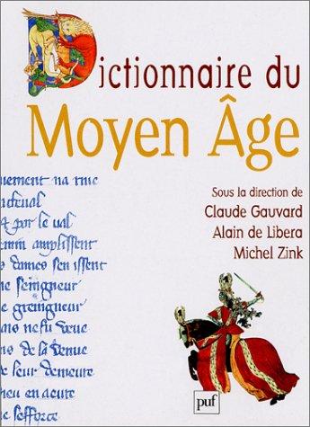 Download Dictionnaire du Moyen Âge