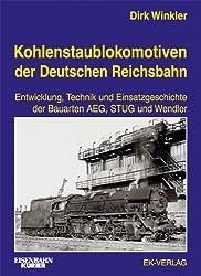 Kohlenstaublokomotiven der Deutschen Reichsbahn.