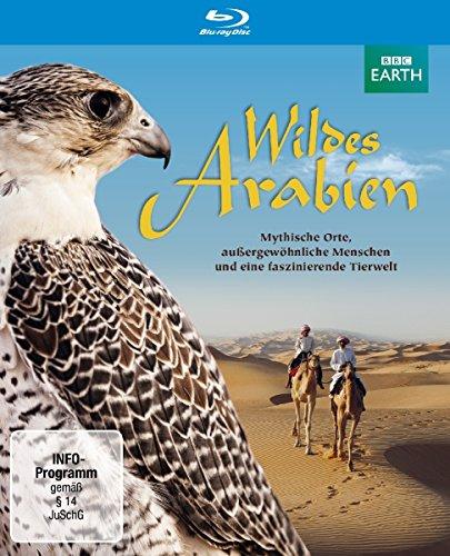 Wildes Arabien [Blu-ray]