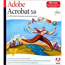 Adobe Acrobat 5.0, mise à jour
