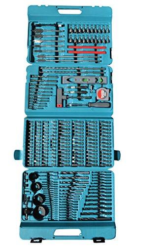 Makita P-44046 Bohrer-/Bit-Set 216-tlg - 2
