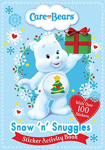 Snow 'N' Snuggles Sticker Activity Book (Care Bears, Band (Bär Tenderheart)