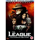 League Of Extraordinary Gents 2 Disc Dvd