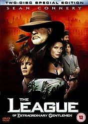 League Of Extraordinary Gents 2 Disc Dvd [UK Import]