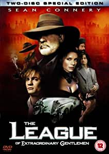 The League Of Extraordinary Gentlemen - 2 disc Special Edition [DVD] [2003]