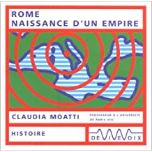Rome, naissance d'un empire (CD audio)
