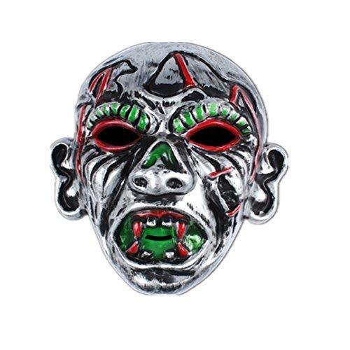 Halloween Masquerade Horror Make-up Kostüme Gesichtsmaske - Geist Make-up-halloween-ideen