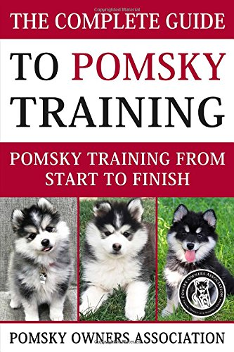 Husky-mix (The Complete Guide To Pomsky Training: Pomsky training from start to finish)