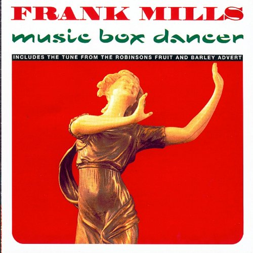 Music Box Dancer Mills Music Box