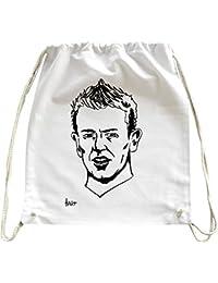 Mister Merchandise Mochila Bolso Saco Joe Hart bolsa de la compra