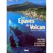 Les épaves du volcan de la Martinique, le  8 mai 1902