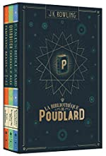 La bibliothèque de Poudlard de J. K. Rowling