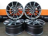 4 Alufelgen NB Wheels NB1 18 Zoll passend für Seat Altea Toledo 5P Leon FR ST Cupra 1P 5F 8.5 NEU