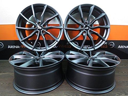4 Alufelgen NB Wheels NB1 20 Zoll passend für X1 F48 UKL-L F1X 9J ET 40 5x112 NEU (Zoll 20 Felgen Bmw)
