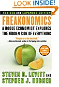 #4: Freakonomics Rev Ed: A Rogue Economist Explores the Hidden Side of Everything