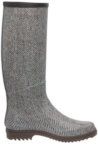 Aigle - Chantebelle Print, Stivali di gomma Donna Marrone (Braun (Marron (Brun Twd)))