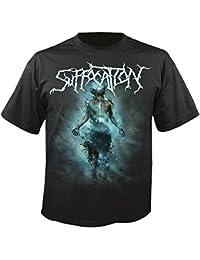 SUFFOCATION - ... of the dark light T-Shirt