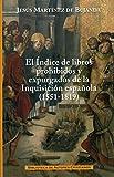 El índice de libros prohibidos y expurgados de la Inquisición española (1551-1819): Evolución y contenido (Maior)