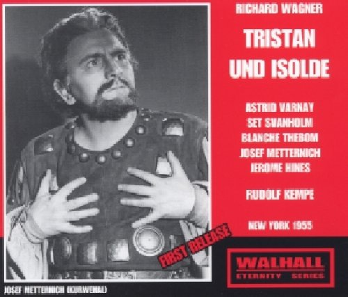 TRISTAN UND ISOLDE - Richard Wagner - CD Album