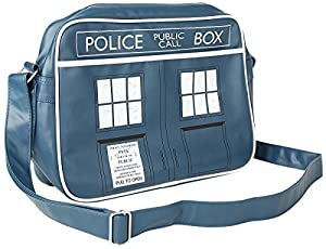 Doctor Who Tardis Shoulder bag blue-white from Doctor Who