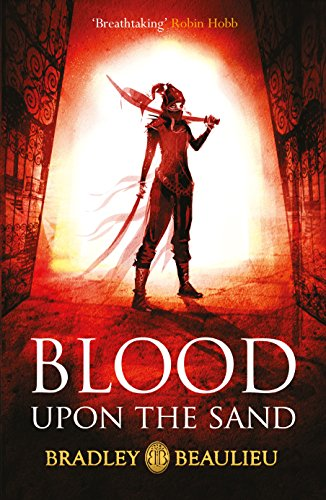 Blood upon the Sand (The Song of the Shattered Sands) (English Edition) - Sand Finish