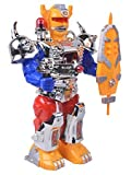 #6: HPK POWER ROBOT WALKING ACTION STUNT SOUND EFFECTS