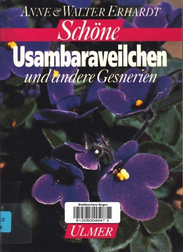 Usambaraveilchen  <strong>Ausführung</strong>   Blühpflanze