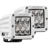 Rigid Industries M-Series–Dually D2LED Par–conducción haz