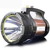 SYXL Scheinwerfer-Blendung Long-Bereich 1000 M Lithium-Batterie, die Nachtfischen auflädt