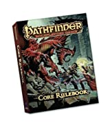 Pathfinder Roleplaying Game: Core Rulebook (Pocket Edition) by Jason Bulmahn (2016-08-23)