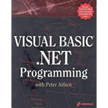 Visual Basic .Net Programming with Peter Aitken