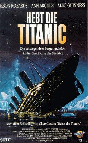 Hebt die Titanic [VHS] (Vhs Titanic)