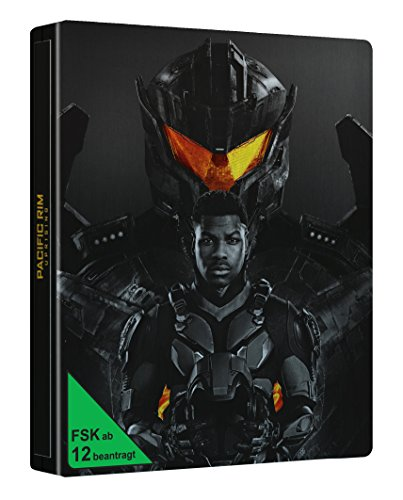 Pacific Rim 2: Uprising (Steelbook) - Ultra HD Blu-ray [4k + Blu-ray Disc]