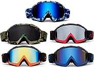 Cloud 9 Professional Snow Ski Goggles Adult Anti-Fog Dual Lens UV400 Protection