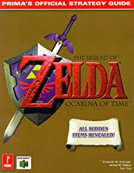 Legend of Zelda : Ocarina of Time: Prima's Official Strategy Guide