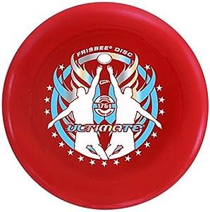 Wham-O Frisbee Ultimate, 38101417, Rojo