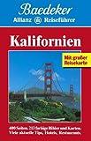 Baedeker Allianz Reiseführer Kalifornien - unbekannt