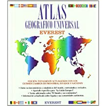 Atlas geográfico universal (Atlas Everest)