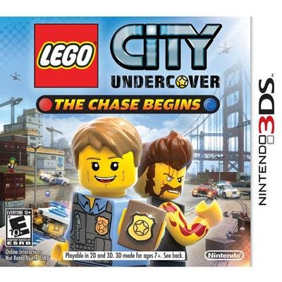 LEGO City Undercover Chase 3DS (Lego City Spiel Nintendo Ds)