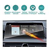 Protezione in vetro temperato pellicola per il sistema di navigazione 10.25pollici di BMW M5/5er GT (G30) (G31) invisibile pellicola protettiva per schermo vetro schermo pellicola trasparente–ruiya